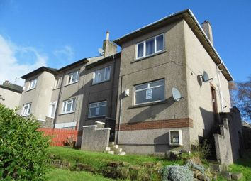 Thumbnail 2 bed flat for sale in Morven Avenue, Paisley