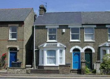 Thumbnail 1 bed flat to rent in Huntingdon Road, Cambridge