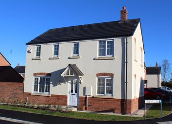 3 bed detached house to rent in Rosemary Drive, Shavington Park, Shavington, Crewe, Cheshire CW2