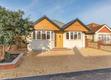 Thumbnail 4 bed detached bungalow for sale in Fulbrook Avenue, New Haw