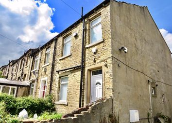 Thumbnail 2 bed end terrace house to rent in Hawthorne Terrace, Crosland Moor, Huddersfield