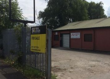 Thumbnail Light industrial for sale in 8A Woodward Road, Knowsley Industrial Park, Liverpool