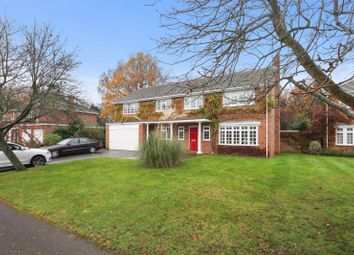Thumbnail 5 bed property to rent in Pine Walk, Cobham, Surrey