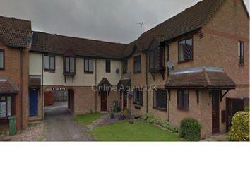 Thumbnail 1 bed flat to rent in Rickard Close, Aylesbury, Buckinghamshire.