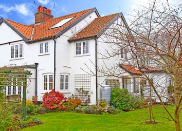 Thumbnail 4 bed semi-detached house for sale in Palmers Lane, Walberswick, Southwold, Suffolk