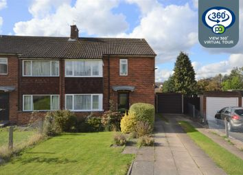 Thumbnail 3 bed semi-detached house for sale in Arnhem Corner, Willenhall, Coventry