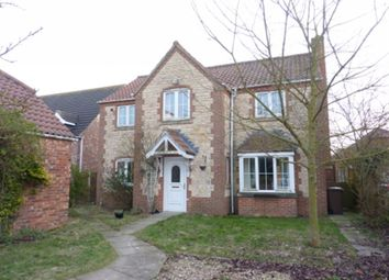 Thumbnail 4 bed property to rent in Main Street, Dorrington, Lincoln