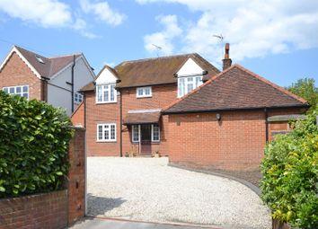 Thumbnail 4 bed detached house for sale in Fryerning Lane, Ingatestone