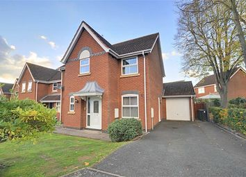 Thumbnail 4 bed detached house for sale in Corunna Close, Brockhill Village, Norton, Worcester
