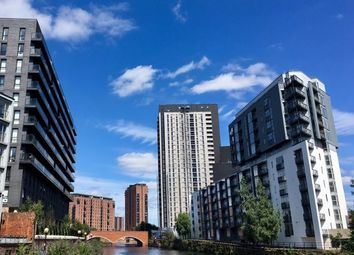 Thumbnail 2 bed flat to rent in One Regent, 1 Regent Road, Manchester