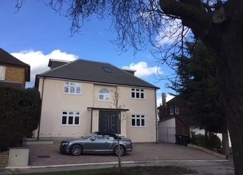 Thumbnail 6 bed detached house to rent in Claremont Road, Barnet