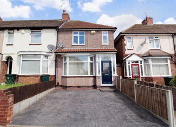 Thumbnail 3 bed end terrace house for sale in Rollason Road, Holbrooks, Coventry