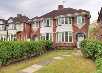 Thumbnail 3 bed semi-detached house for sale in Station Road, Coleshill, Birmingham