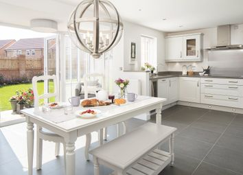 """Thumbnail 4 bed detached house for sale in """"Simonstone"""" at Mitton Road, Whalley, Clitheroe"""