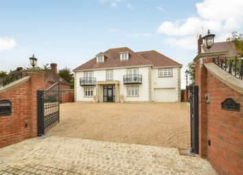 Thumbnail 5 bed detached house for sale in Portsdown Hill Road, Portsmouth