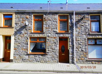 2 bed terraced house for sale in Wyndham Street, Tynewydd, Rhondda Cynon Taff. CF42