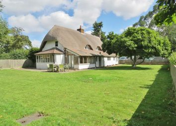 Thumbnail 4 bed detached house for sale in Milton Lilbourne, Pewsey