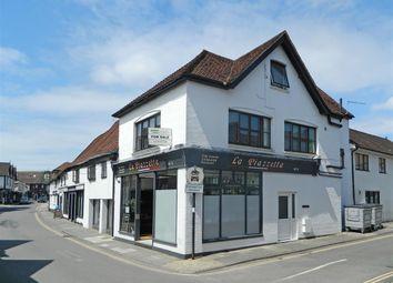 Thumbnail 2 bed flat for sale in Drake Cottage, Duck Lane, Midhurst