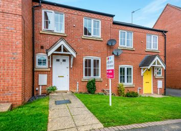 Thumbnail 3 bed terraced house for sale in Deer Close, Grange Park, Northampton