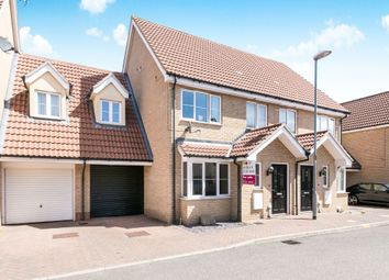 Thumbnail 3 bed semi-detached house for sale in Williamsburg Avenue, Dovercourt, Harwich