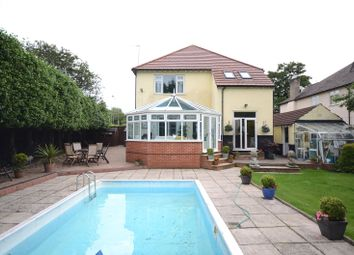 Thumbnail 5 bedroom detached house for sale in Queens Drive, Mossley Hill, Liverpool