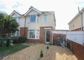 Thumbnail 4 bedroom semi-detached house for sale in Lancaster Road, Southampton