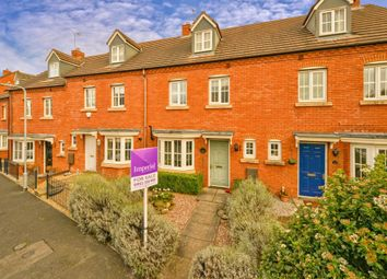 Thumbnail 4 bed terraced house for sale in Ryder Drive, Muxton
