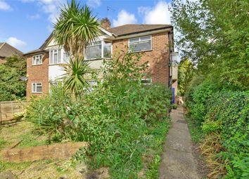 Thumbnail 2 bed maisonette for sale in Ryebridge Close, Leatherhead, Surrey