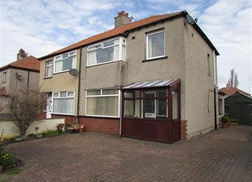 Thumbnail 3 bed property to rent in Cleveleys Avenue, Scale Hall, Lancaster