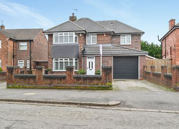 Thumbnail 4 bed detached house for sale in Greenwich Drive North, Mackworth, Derby