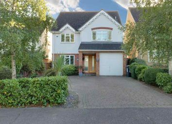 Thumbnail 4 bed detached house for sale in Rectory Avenue, Ashingdon, Rochford