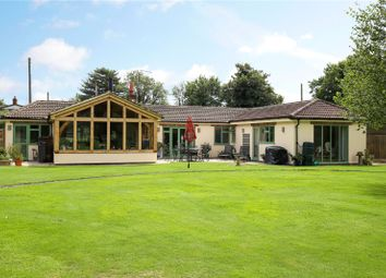 Thumbnail 4 bed detached bungalow for sale in Saul, Gloucester, Gloucestershire