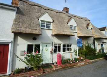 Thumbnail 2 bed terraced house for sale in The Street, Poslingford, Suffolk