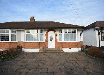 Thumbnail 2 bed semi-detached bungalow for sale in Macdonald Avenue, Ardleigh Green, Hornchurch