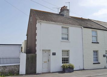 Thumbnail 2 bed end terrace house for sale in Southwell Street, Portland, Dorset