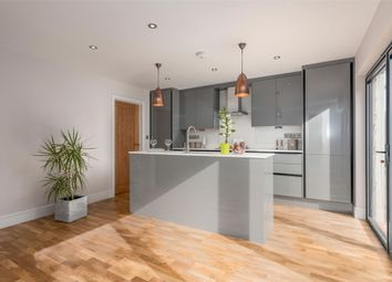 Thumbnail 3 bed terraced house for sale in Second Avenue, Walton-On-Thames, Surrey