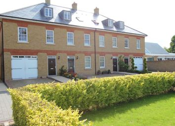 Thumbnail 4 bed town house for sale in Halliday Drive, Walmer