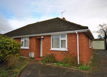 Thumbnail 3 bed semi-detached bungalow for sale in Moore Avenue, Sprowston, Norwich