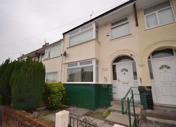 Thumbnail 3 bed terraced house for sale in Morval Crescent, Walton, Liverpool