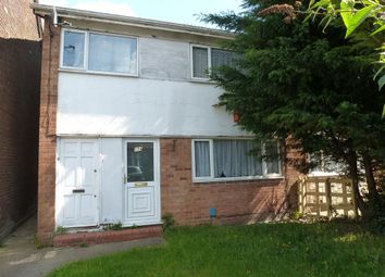 Thumbnail 2 bedroom maisonette for sale in Beechwood Road, Leagrave, Luton