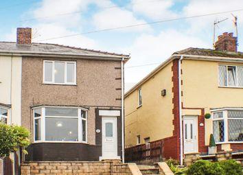 Thumbnail 3 bed semi-detached house for sale in Smithy Moor Avenue, Stocksbridge, Sheffield