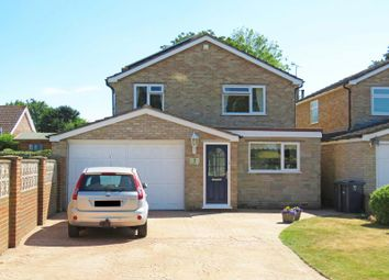Thumbnail 4 bed detached house for sale in Woodlands Lane, Hayling Island