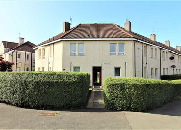 Thumbnail 2 bed flat for sale in Arkleston Crescent, Paisley
