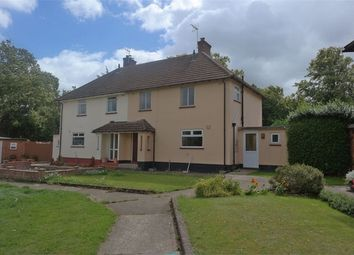 Thumbnail 3 bed semi-detached house for sale in 35 Queen Mary Ave, Colchester, Essex