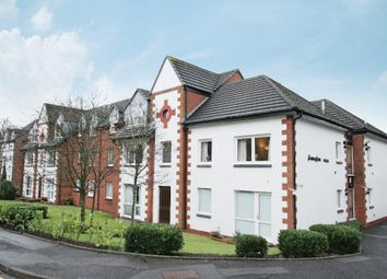 Thumbnail 1 bedroom flat for sale in 23 Homeglen House, Maryville Avenue, Giffnock