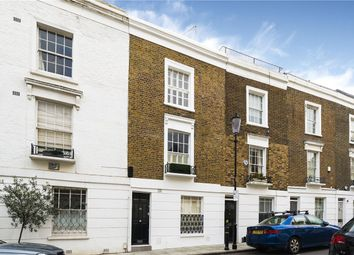 Thumbnail 3 bed terraced house for sale in Campden Street, London