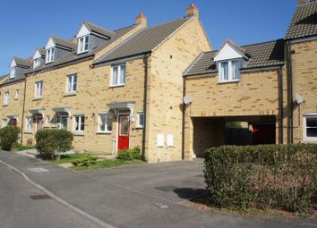 Thumbnail 3 bed terraced house to rent in Fishers Bank, Littleport, Ely
