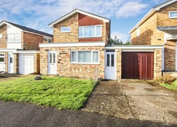 Thumbnail 3 bed detached house for sale in Southfield Drive, Hazlemere, High Wycombe