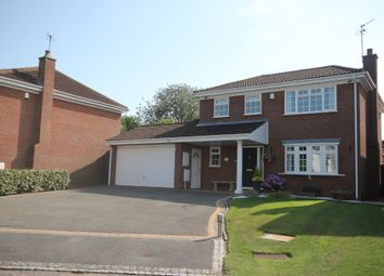 Talton Close, Monkspath, Solihull B90. 4 bed detached house