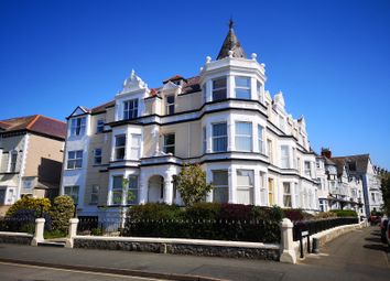 Thumbnail 2 bed flat for sale in The Towers, Trinity Square, Llandudno